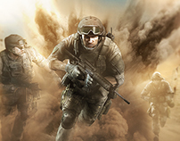 Soldier Front 2 Official Wallpaper