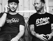 The Bikeshed Brand Identity