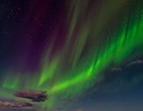 Aurora Borealis / Iceland 2014