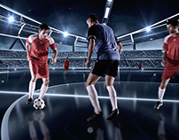 Oman Sports - Idents