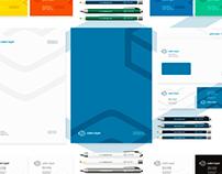 Sales Layer: logo design, identity design, brand manual