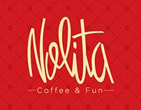 Identidade Visual - Nolita Coffee & Fun
