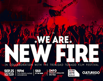 WE ARE NEW FIRE