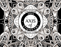 Axis of Symmetry (Calendar 2015)