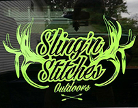 Sling'n Stiches Outdoors Logo Creation