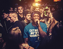 Keith Murray @ Life Club Katowice 30.11.2014