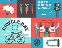 Bicycle day 2014/poketroket