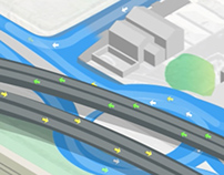 Protection of Traffic Animation