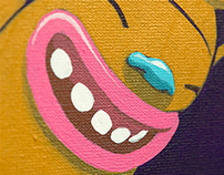 DOd - Paint on Canvas