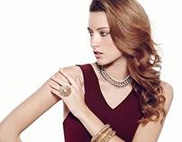 SIA Jewellery Ad Campaign