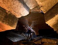 Ural cave