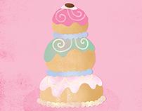 Mendl's Cake