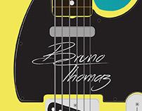Bruno Thomaz - Flyer