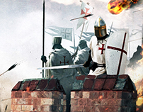 Crusaders; invasion of Constantinople (1204)