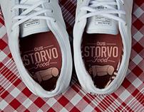OÜS X STORVO   STRV FOOD