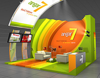 Angar7 exhibition stand