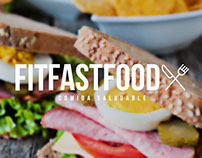 Fit Fast Food | Comida Saludable