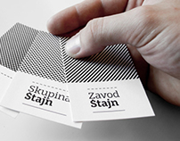 Štajn Visual Identity
