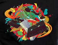 Mars Promo T-shirt