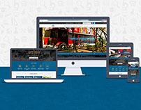 Alif Ailaan Pakistan Web Design