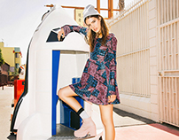 """Mink Pink's """"Lost in Translation"""" Campaign"""
