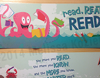 PIA Bookmark Contest 2014 (2nd Place Winner)