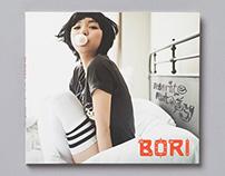 BORI - FaBorite Fantasy Album Art directing & Design