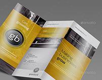 Tri Fold / Brochure / Mock-Up