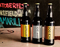 Cycle Brewing Labels