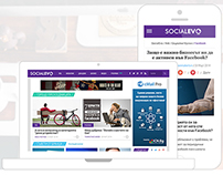 SocialEvo - Social Media News Blog