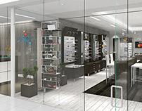 Storefront Retail Boutique