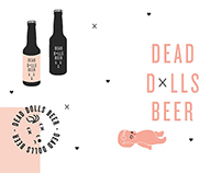 DEAD DOLLS Beer