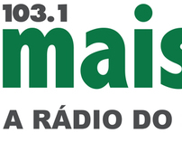 Mais FM Radio Station - Branding and Visual Identity