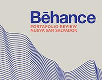 Behance Portfolio Review - Nueva San Salvador