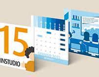#INSTUDIO - Calendario 2015