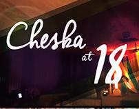 Cheska at 18