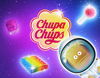 Chupa Chups Chuck Spacewalk
