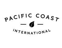Pacific Coast International Logo Design