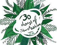 30 days of illustration v2.