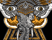 Pale Horse X Secret Artist Collective: Rebirth