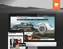 Casio Club | online store
