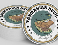 Logo Design - Tasmanian Devil