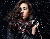 Let It Snow- Myntra LB