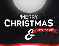 Christmas Youtube banner