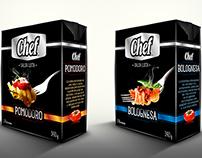 Packaging Salsa de Tomates