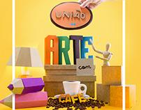 União das Artes | Stop Motion | Advertising