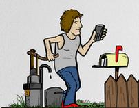 2D adv illustrations