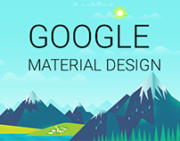 Google Redesign   PSD Download Free   Material Design