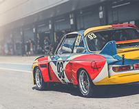 BMW 3.0 CSL Art Car