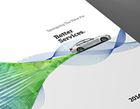 Tunas Ridean Annual Report 2014 Pitch